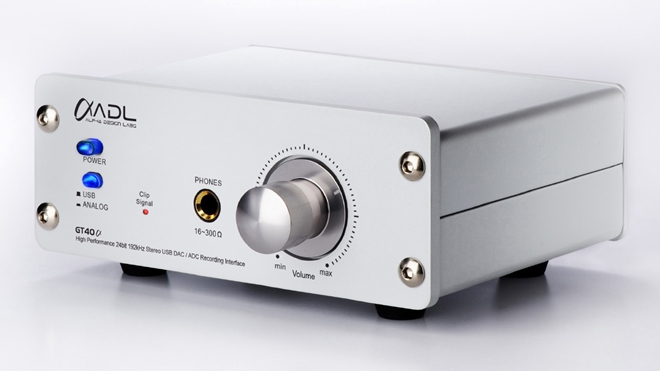 DAC headphone ampli Furutech gt40a