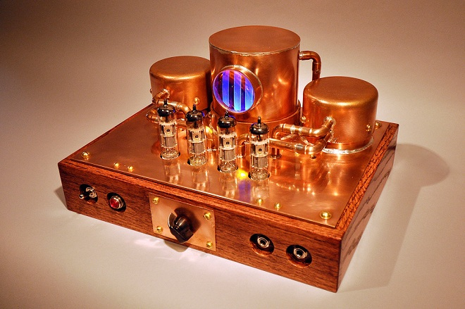 The Steam Amp