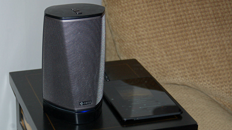 Denon HEOS 1 with Kindle