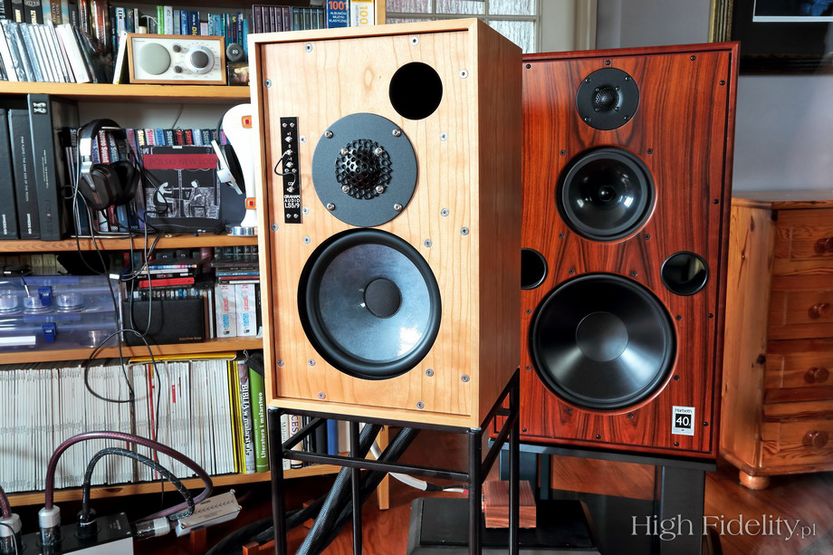 Graham Audio LS5/8 BBC