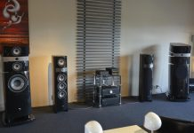 loa Focal Electra 1038BE