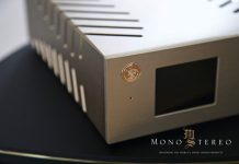 Pre amp phono Gold Note PH-10