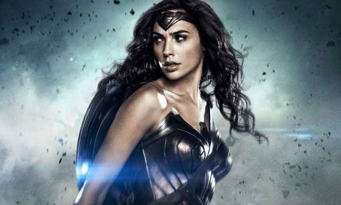 Gal Gadot cuc chat trong trailer moi cua Wonder Woman