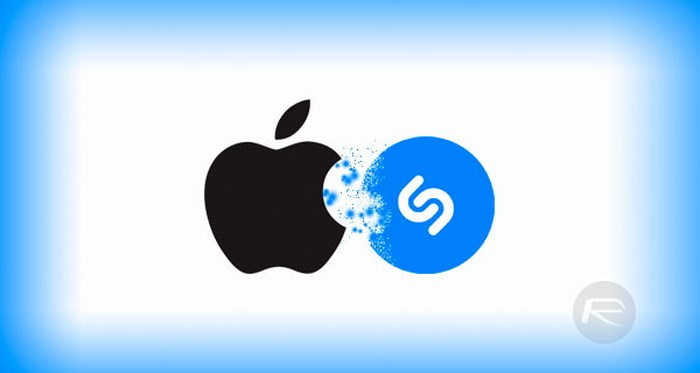 Apple co y dinh mua lai Shazam