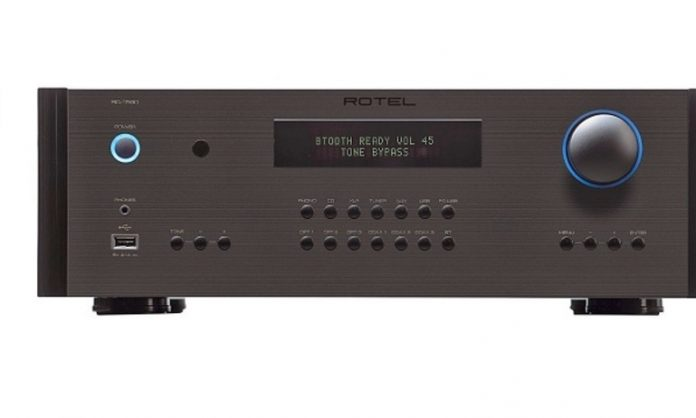 Preamp Rotel RC 1590