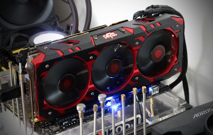 VGA Powercolor Red Devil RX Vega 56