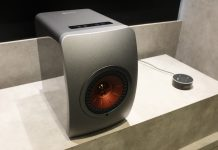KEF LS50 Wireless chat