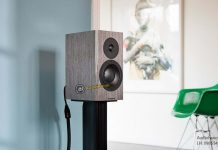 Loa Dynaudio Special Forty an tuong