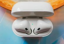 apple airpods 2016