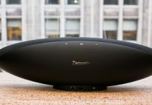 bowers wilkins zeppelin wireless