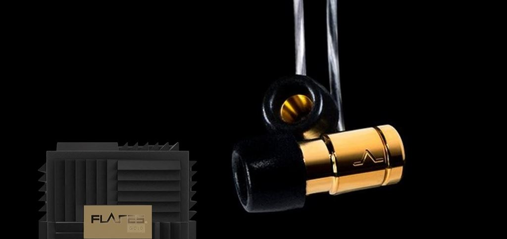 Flares Audio Gold